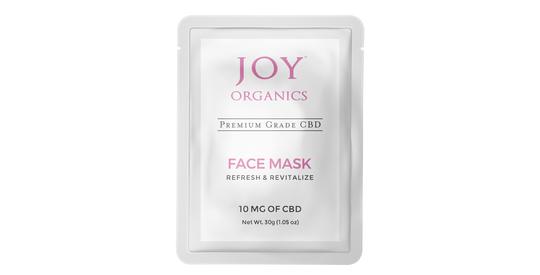 Joy Organics CBD Face Mask