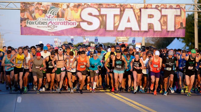 The annual Fox Cities Marathon has been cancelled for 2020.