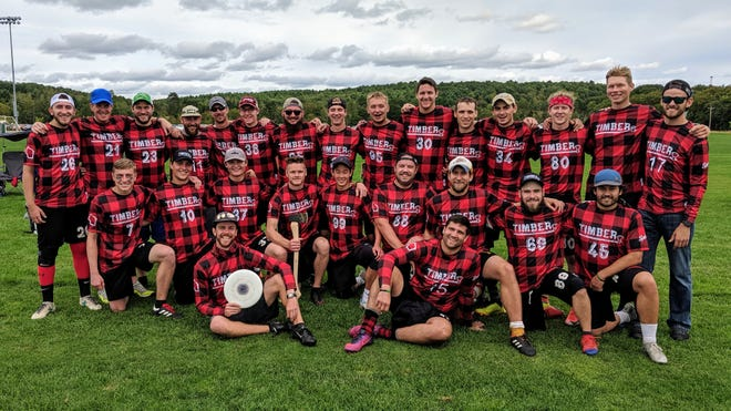 The Wisconsin Timber, an Ultimate Frisbee team out of Appleton, will compete in the North Central Club men's regional championship this weekend in Minnesota.
