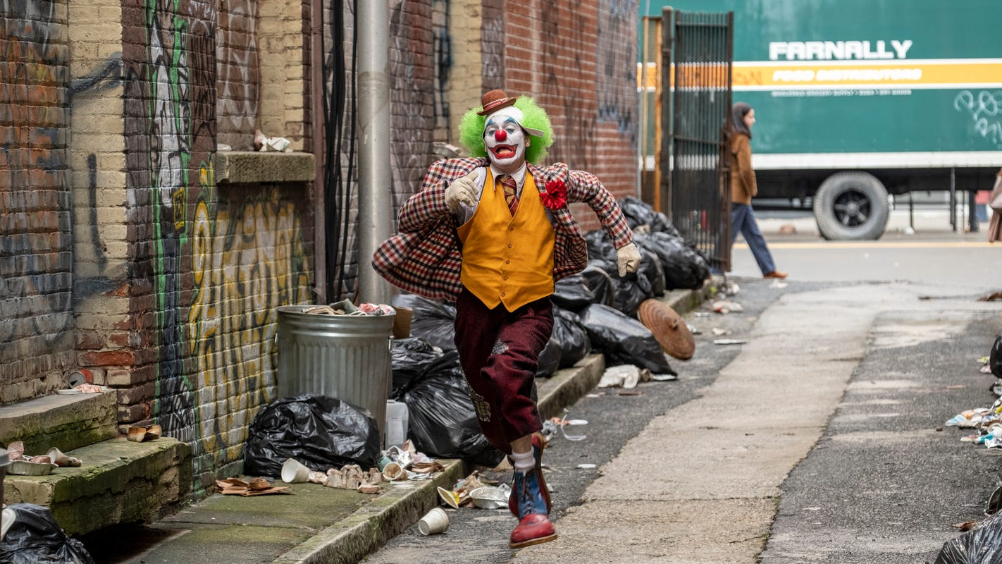 Oscars: Joker, Irishman at 'the beginning of a real Golden Age' for movies filmed in NJ