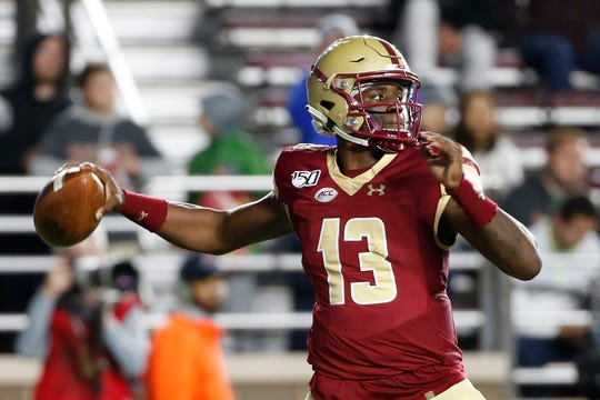 brand new 166df 7acd3 Rutgers football: New Jersey-fueled Boston College is in ...