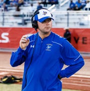 Cooper grad Landon Hoefer is in his sixt year as an assistant with the McNeese football team. The Cowboys play ACU at 6 p.m. Saturday in a Southland Conference game at Wildcat Stadium.