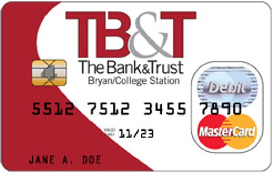 The Bank & Trust Chip Card