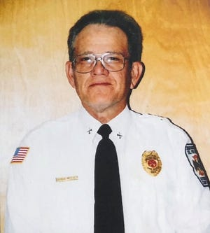 Capt. Claud Messer, a firefighter with the Jonathan Creek Fire and Rescue, died Sept. 20 while driving to an emergency call.