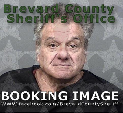 Michael Simmons, 67, was charged with one count of lewd and lascivious molestation on a child under 12 years old.