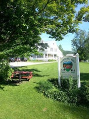 Liberty Hill Farm in Rochester became an early participant in Vermont agritourism when it opened for visits in 1984.