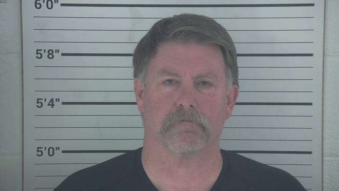 Campbell County Detention Center Photo: Kerry Moore, former fire chief of Campbell County Fire District No. 1, pleaded guilty Monday, Sept. 16, 2019, to abuse of public trust $10,000 or more.