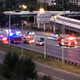 "A pedestrian was hit, killed Friday morning while trying to cross NB I-71 ""class ="" more-section-stories-thumb"