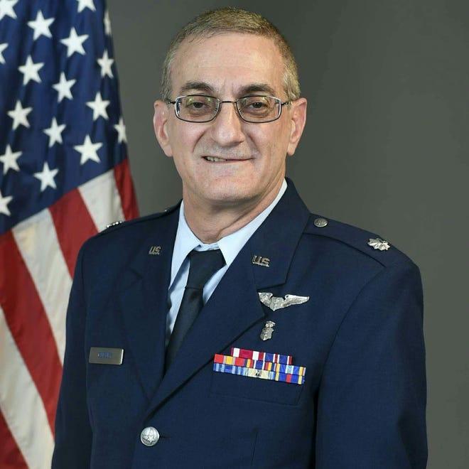 Lt. Col. Brad Gurney
