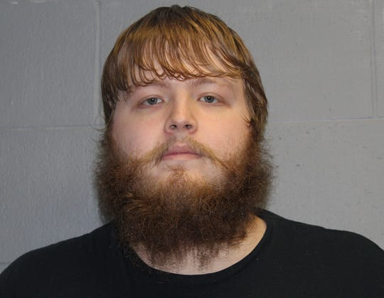 Eric M. Dickerson, 23, of Coshocton, was formally charged Friday with one count of rape, a first-degree felony.