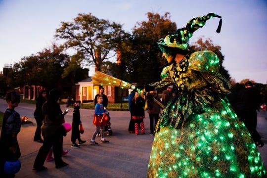 Hallowe'en nights in Greenfield Village