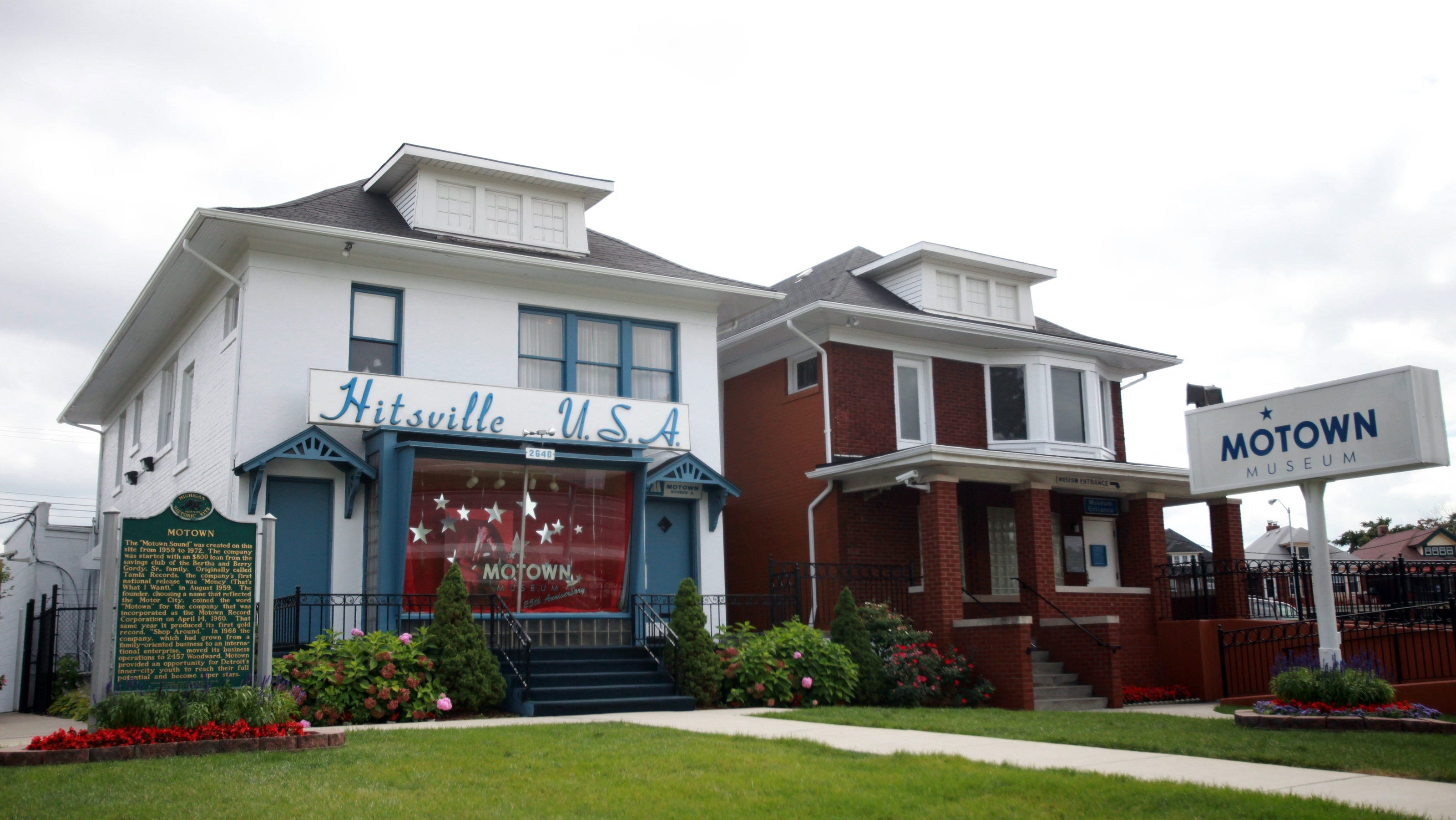 Motown Museum to break ground Sunday on expansion project