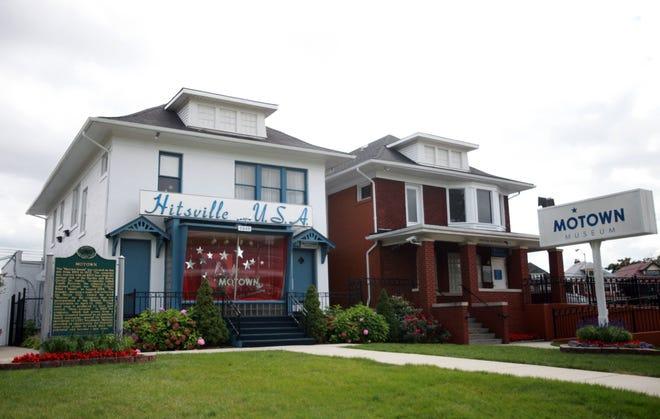 كان المقر الأصلي لشركة Mottown Records هو 2648 West Grand PLT ، ديترويت ، والآن متحف Mottown.