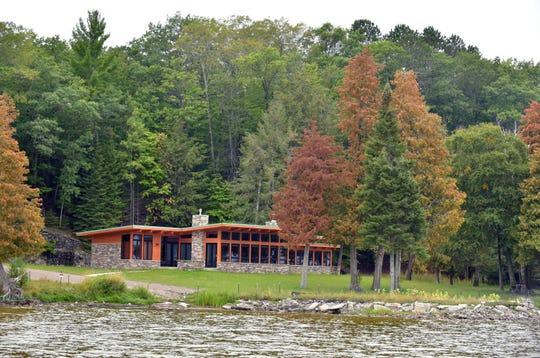UAW cottage #4 near Onaway, Mi on Black Lake, Monday, Sept. 16, 2019.