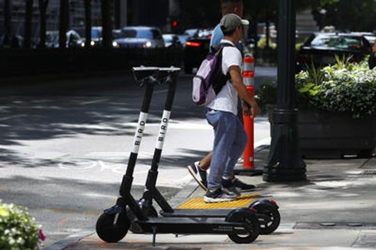 Some cities are banning electric scooters after riders have died in accidents. But across the U.S., they are growing in popularity. Metro Des Moines is considering allowing them.