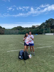Isabella and Miguel Hernandez will be on site for the Rugby World Cup 2019