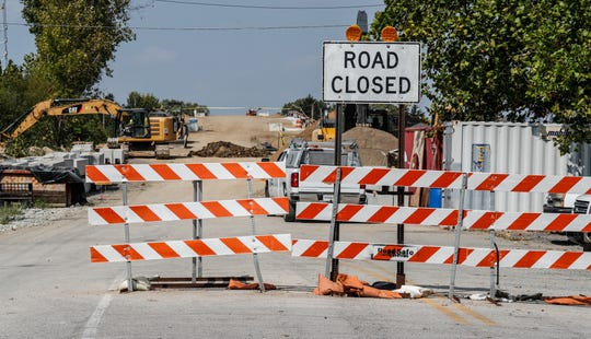 Look out for lane restrictions and ramp closures on Marion County highways the weekend of Oct. 25-28.