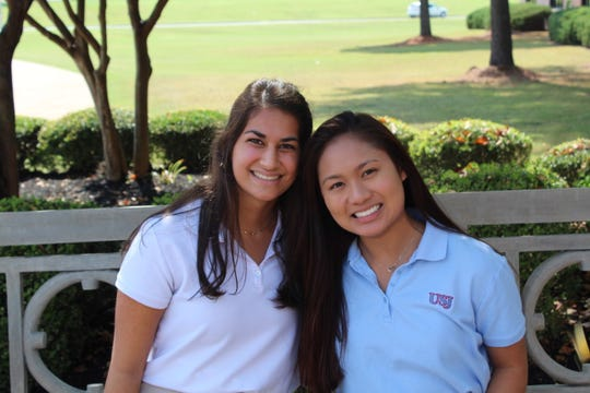 University School of Jackson seniors Anika Mahajan and Elisa Kapunan qualified as semifinalists in the National Merit Scholarship Program by scoring in the top 10 percent of the 1.5 million who took the PSAT.