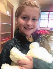 Charlee Preslee-Kay Sipes died Tuesday, Sept. 17, 2019, after a bike accident on her 9th birthday near her home in Hodgenville, Kentucky.