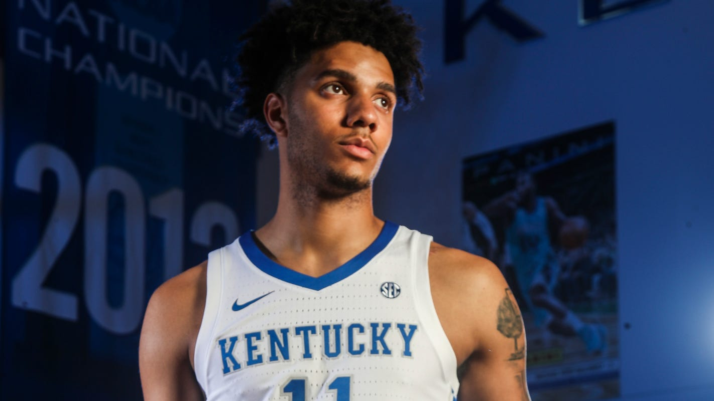 What Kahlil Whitney's departure means for Dontaie Allen, Kentucky basketball bench