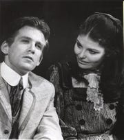 """Anthony Heald and Kristine Thatcher starred together in """"Ah, Wilderness"""" in the early 1970s at BoarsHead Theater."""