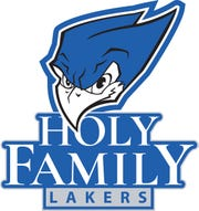 Holy Family College athletics logo