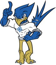 Holy Family College's athletics mascot
