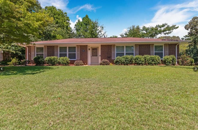 One Hillman Heights home on Green Forest Court is for sale for $134,500 and provides three bedrooms and two bathrooms within 1,706 square feet of living space.