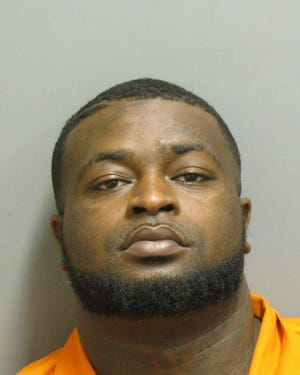 Antoine Pettus is charged with robbery and domestic violence.
