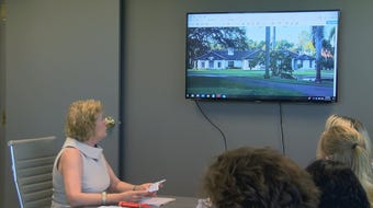 Local realtors are speed-dating their listings, hoping to find a love connection.