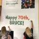 Bruce Springsteen fans sign big birthday card at Stew Leonard's opening in Paramus