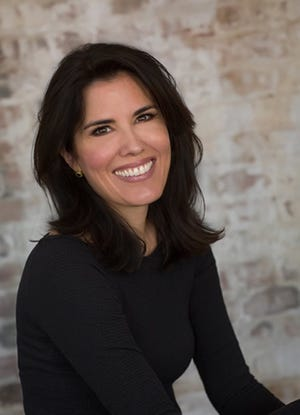 "Jennifer Cervantes, New York Times best selling author for her book, ""The Tortilla Sun,"" ""The Storm Runner"" and ""The Fire Keeper."""