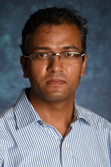 Environmental science assistant professor Rajan Ghimire