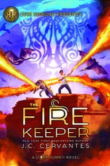 """The Fire Keeper"" by J.C. Cervantes"