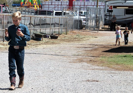The 80th Otero County Fair and Rodeo goes from Sept. 18-22.