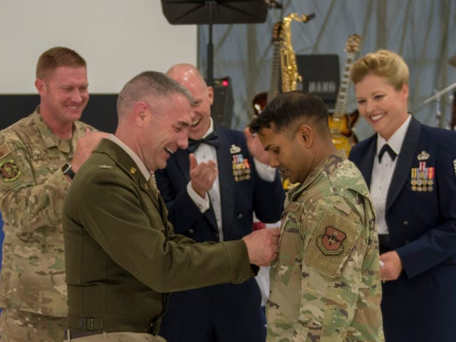The 49th Wing Returns Home The Air Force Ball At Hafb