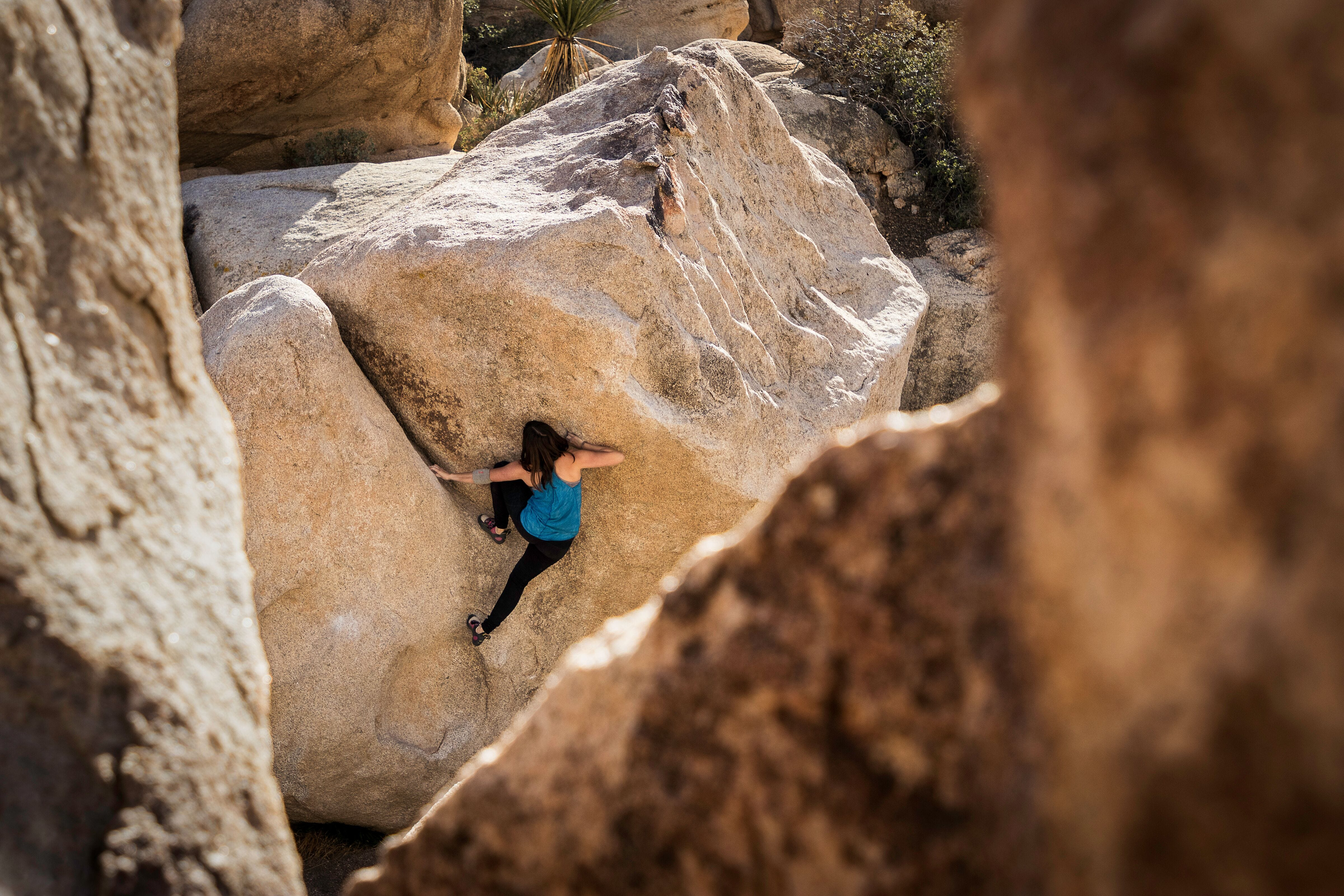 Top Climbing And Bouldering Destinations In California From Joshua Tree To Yosemite