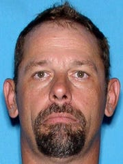 Gregory Wayne Clark, 56, is wanted in connection to a Thursday afternoon shooting.