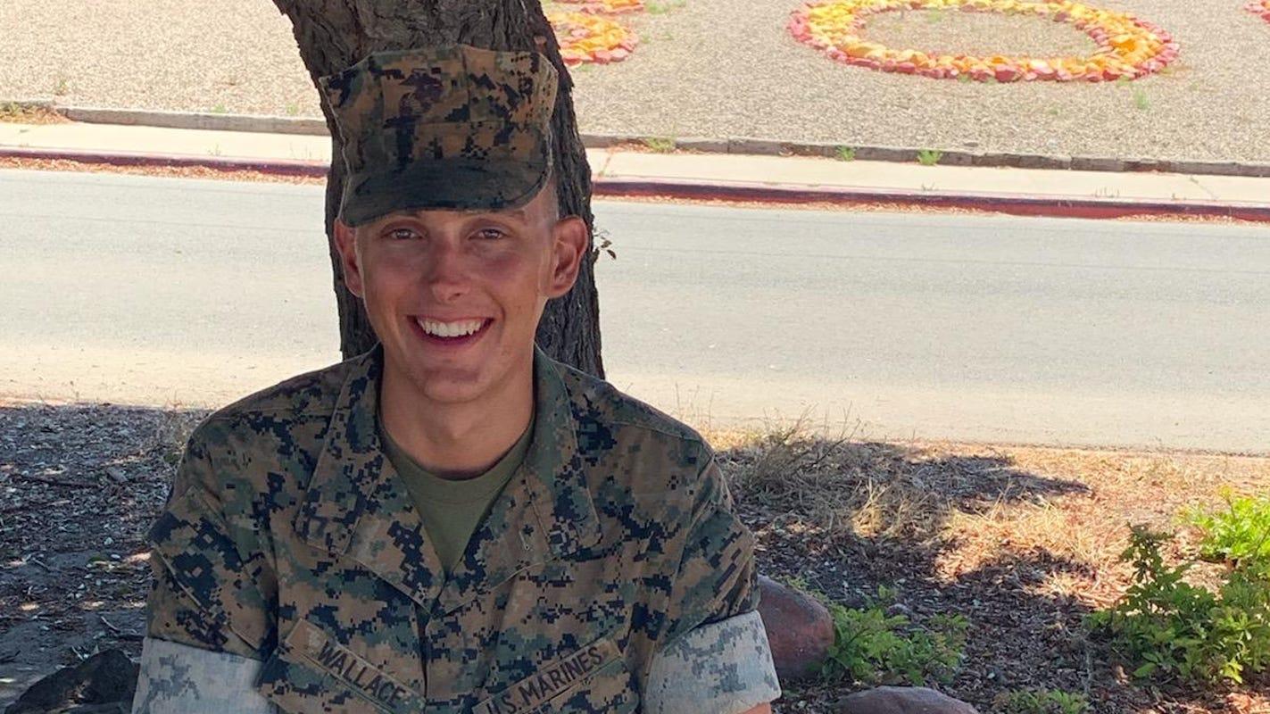 Missing U.S. Marine from Arizona found alive near Dallas