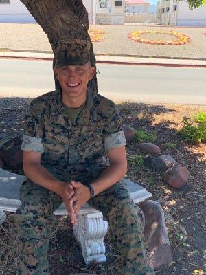 Lance Cpl. Job Wallace, U.S. Marine