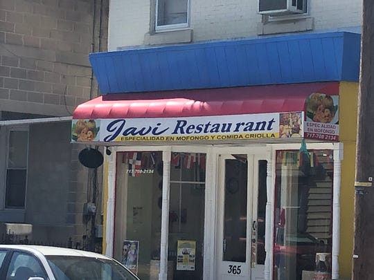 The original Javi Restaurant is still open on Ninth Street in Lebanon, but there's now a second location just a few blocks away.