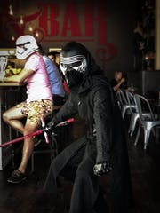 The Star Wars Party at Archive Coffee & Bar is Sept. 28, 2019.