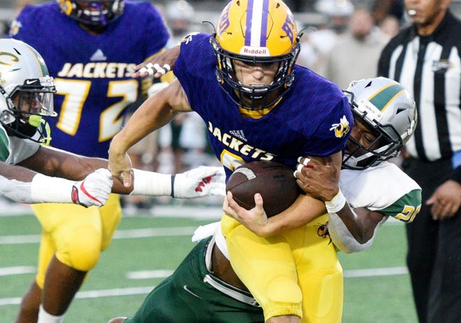 Byrd's William Berry is the Fans' Choice Player of the Week (6).