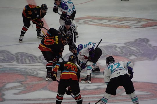 The Shreveport Mudbugs swept New Mexico this weekend.