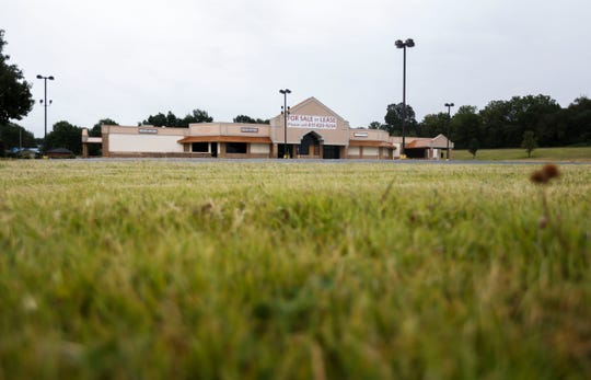 College of the Ozarks is hoping to sell land surrounding the former Price Cutter at West Grand Street and Kansas Expressway.