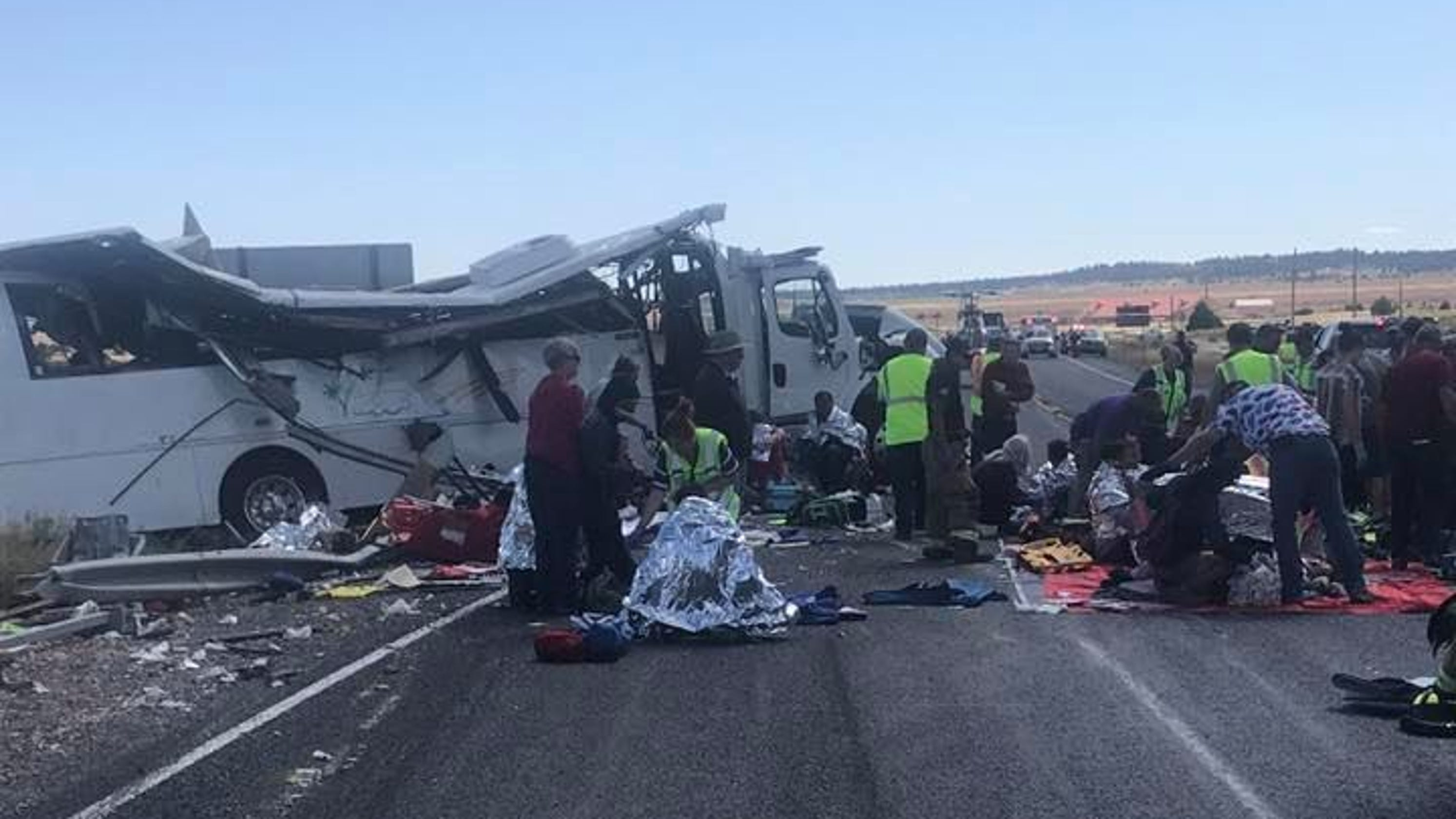 Bryce Canyon tour bus crash in Utah: 4 victims identified. Here's what we know now.
