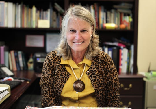 Faith Preschool director Beverly Sims is retiring this year after 35 years at the school on the corner of John Knox Road and Meridian Road, which celebrated its 60th anniversary over the weekend of Sept. 20-22, 2019.