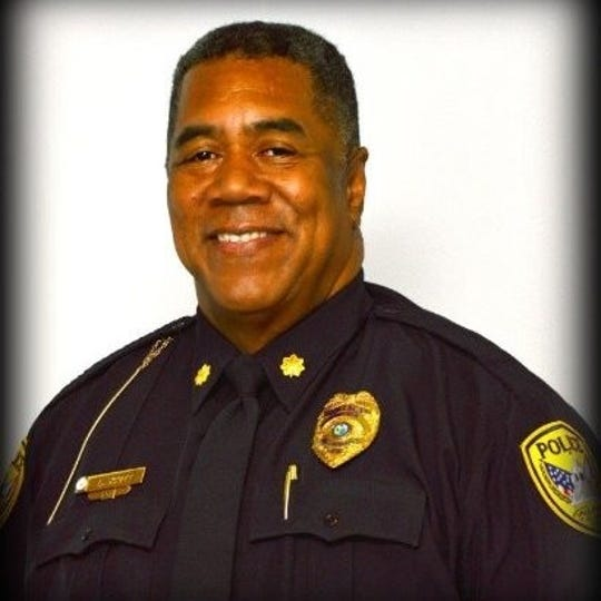 Lonnie Scott: Administrative Services bureau commander at TPD; rose through the ranks of the Gainesville Police Department over 29 years.