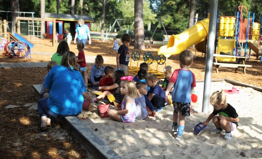 Faith Preschool, on the corner of John Knox Road and Meridian Road, celebrated its 60th anniversary over the weekend of Sept. 20-22, 2019.