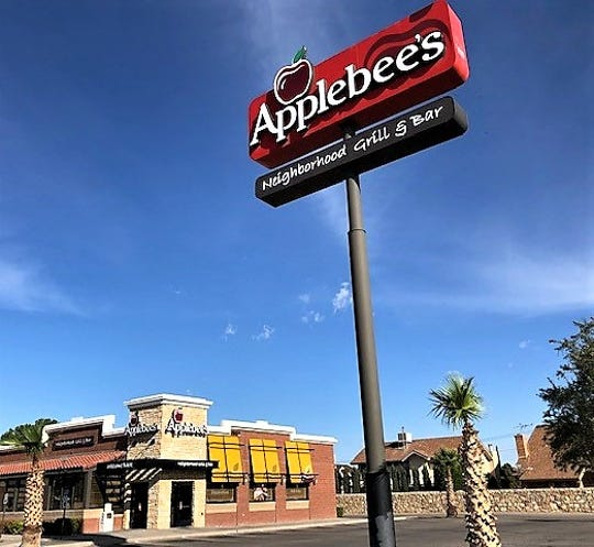 An Applebee's Neighbhorhood Grill & Bar in East El Paso.